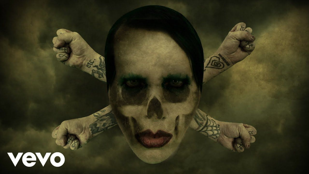 We Are Chaos Marily Manson
